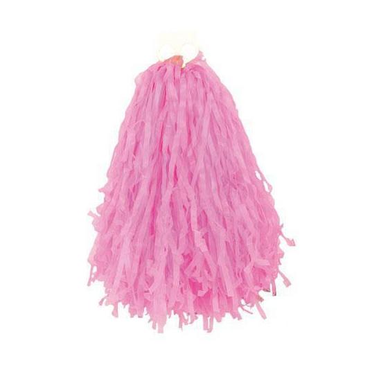 Feestartikelen diversen Geen Cheerballs roze 28 cm