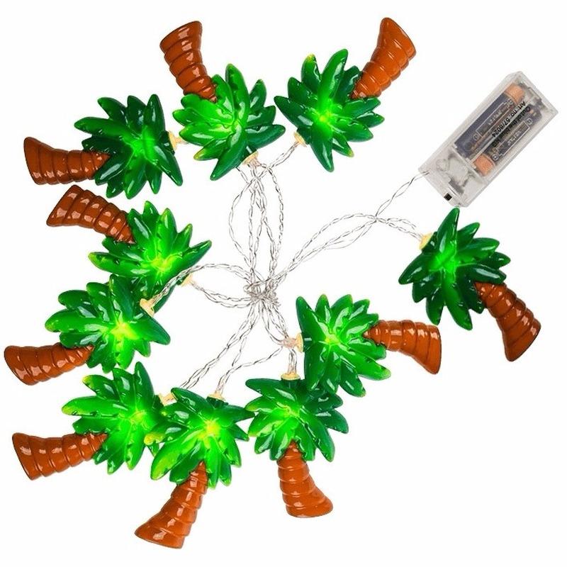Decoratie LED verlichting palmboom 165 cm Geen beste