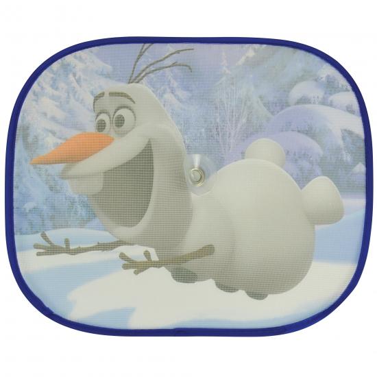 Frozen Olaf auto zonnebeschermers 2 st