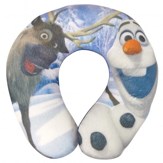 Frozen Olaf vliegtuig kussen