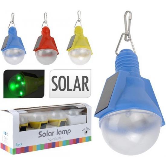 Gekleurde tuin solar lampjes Geen Premier