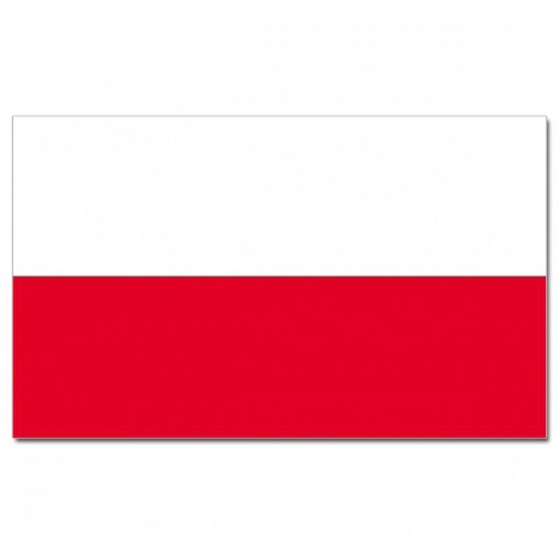 Goede kwaliteit Poolse vlaggen Geen Landen versiering en vlaggen