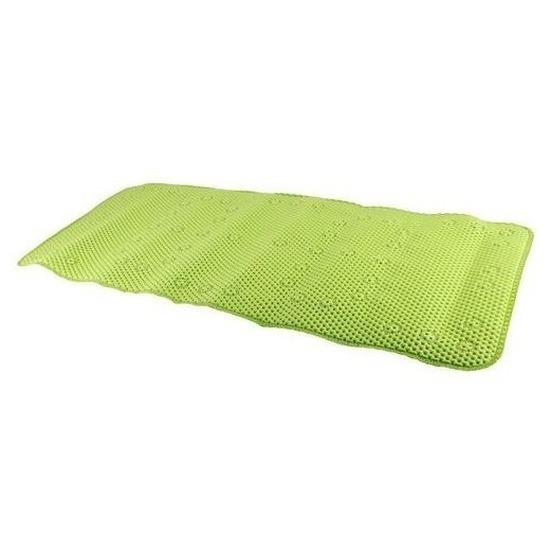 Groene antislip mat voor badkuip 91 cm
