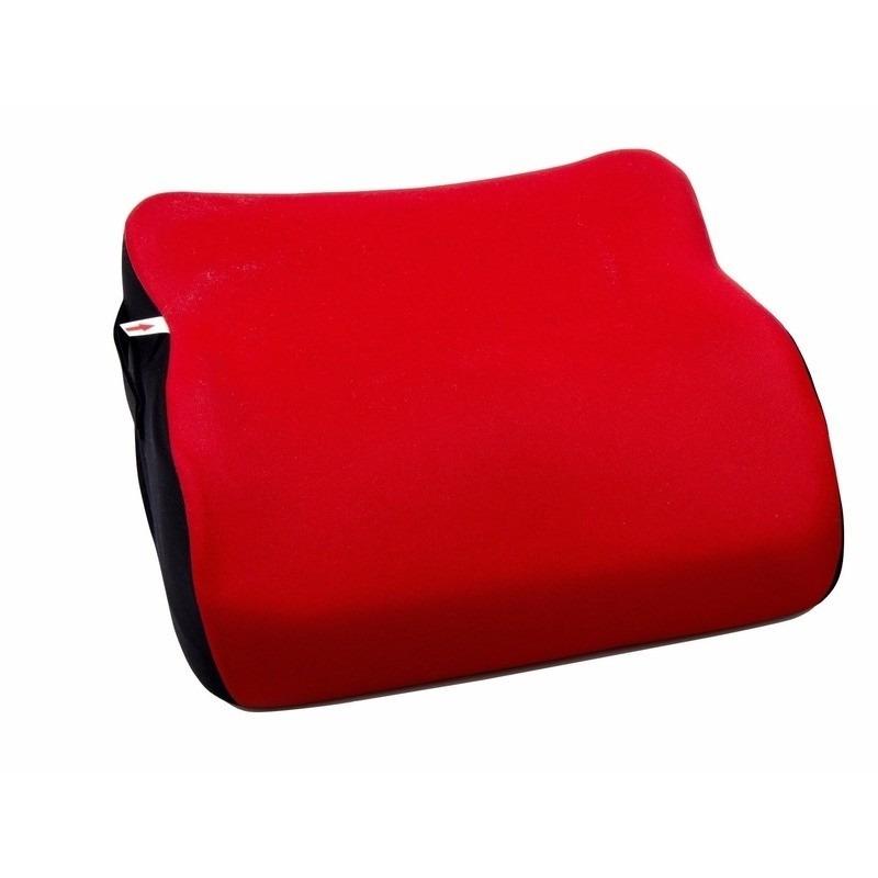 Kinderen auto en thuis stoelverhoger in het rood 38 cm