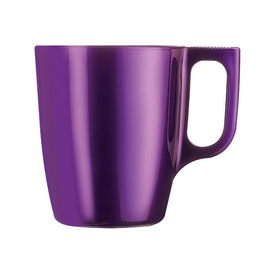 Koffie beker paars