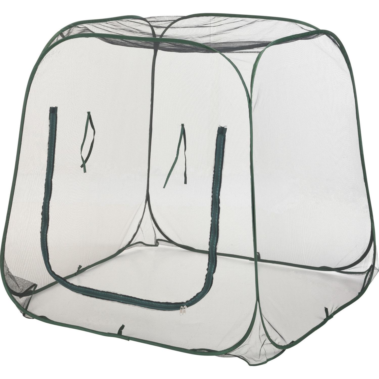 Kweekkas mesh pop-up 100 x 100 cm tegen insecten