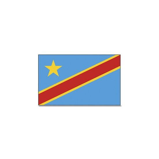 Landenvlag Congo Geen Landen versiering en vlaggen