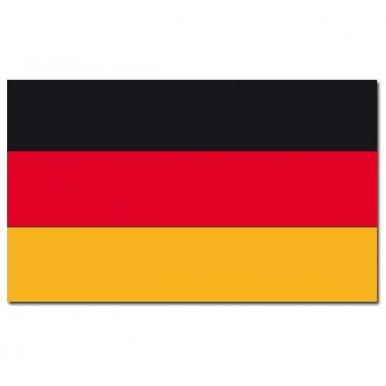 Landenvlag Duitsland Geen Landen versiering en vlaggen