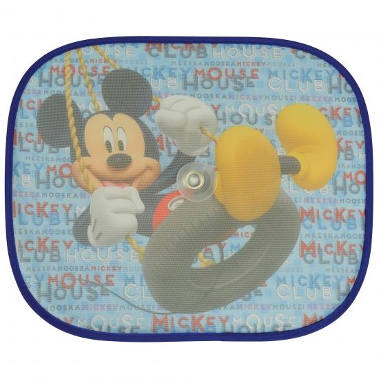 Mickey Mouse auto zonnebeschermers 2 st