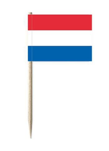 Shoppartners Landen versiering en vlaggen Premier