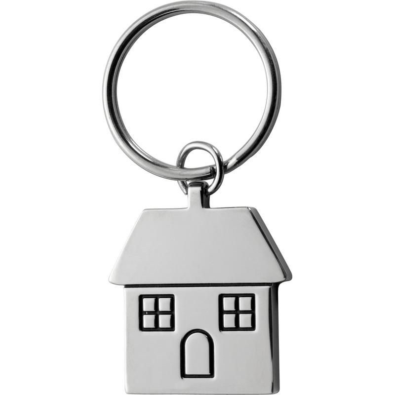 Nieuw huis sleutelhanger