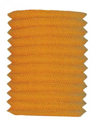 Oranje treklampion 16 cm diameter Geen Feestartikelen diversen