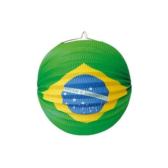 Papieren brandvertragende lampion Brazilie Geen Kopen