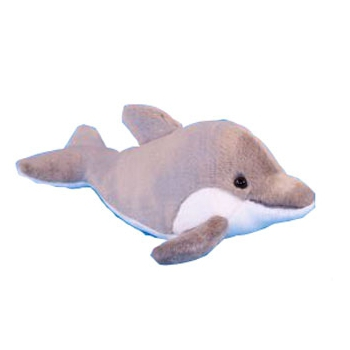 Pluche dolfijn 31 cm