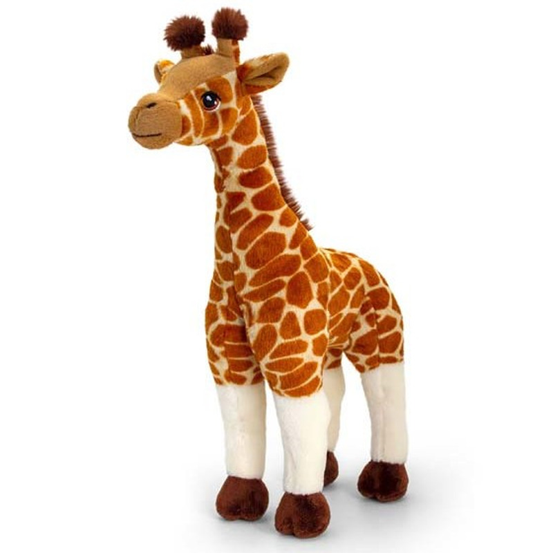 Pluche giraffe knuffel van 40 cm
