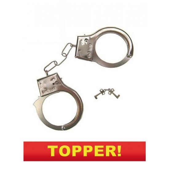 Politie accessoires handboeien