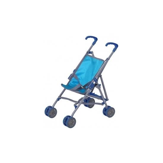 Poppen buggies blauw voor kinds