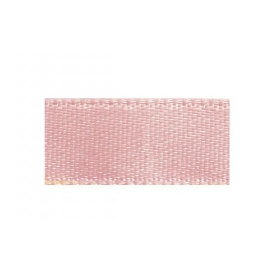 Satijn sierlint lichtroze 10 mm