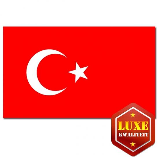 Geen Turkse landen vlaggen Landen versiering en vlaggen
