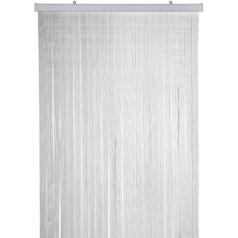 Vliegengordijn-deurgordijn transparante strips 90 x 220 cm