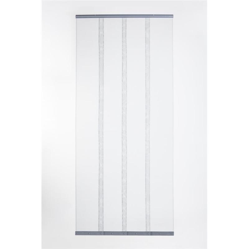 Vliegengordijn-deurgordijn van gaas 100 x 230 cm