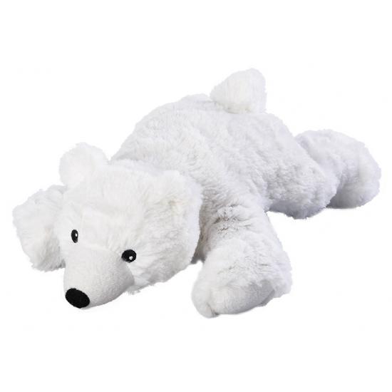 Warme knuffel kruik ijsbeer