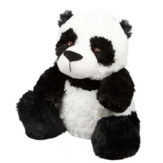 Warme knuffel kruik panda bosdieren