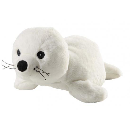 Warme knuffel kruik zeehond pooldieren
