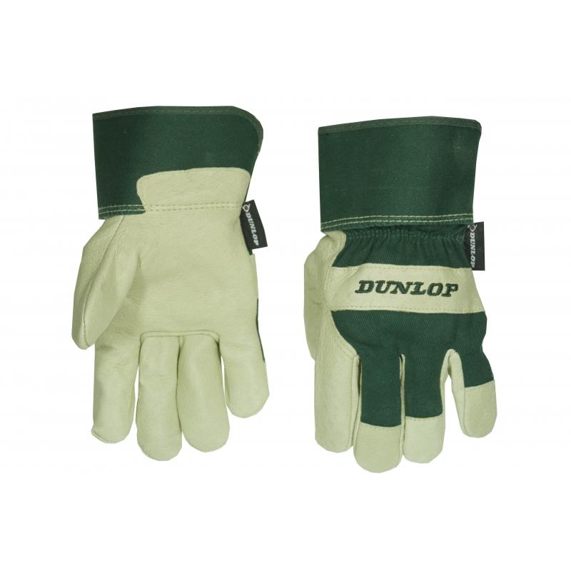 Werk handschoenen van Dunlop