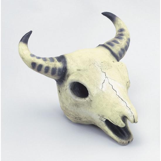 Wilde Westen decoratie koeienkop