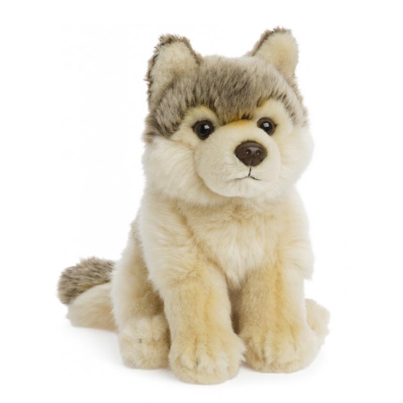 WNF pluche wolven 15 cm