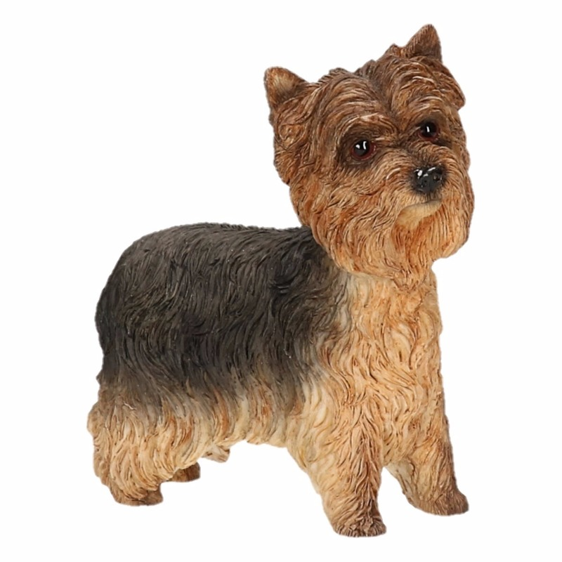 Beeldje Yorkshire Terrier 11 cm