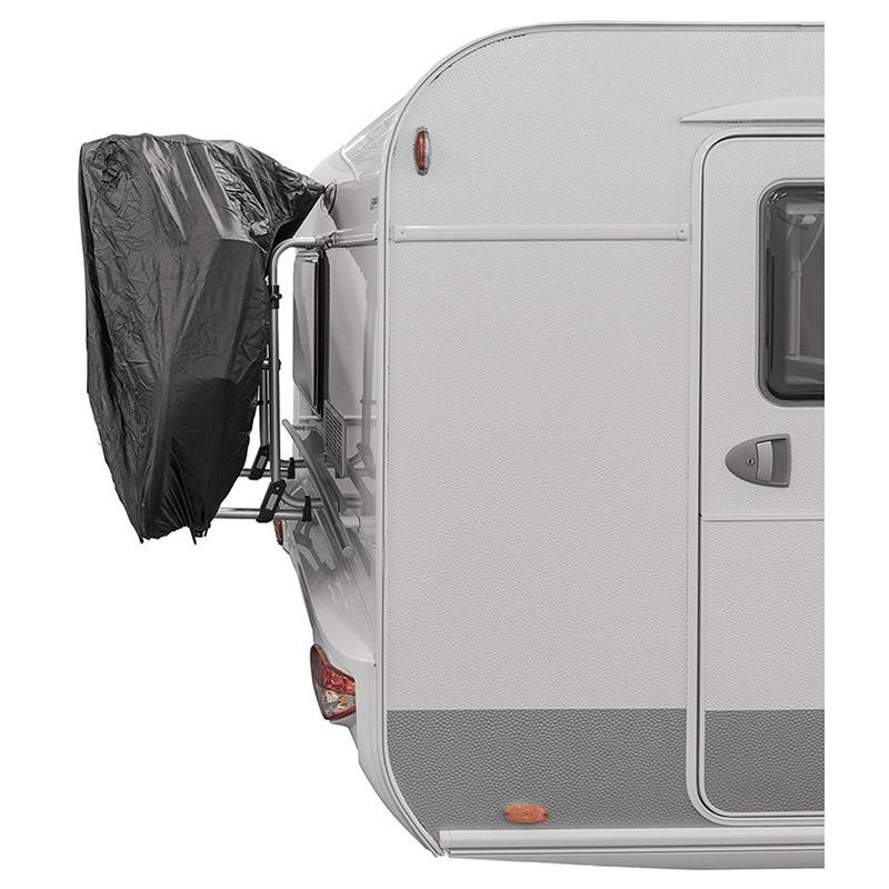 Caravan-camper fietsen beschermhoes 150 x 122 cm