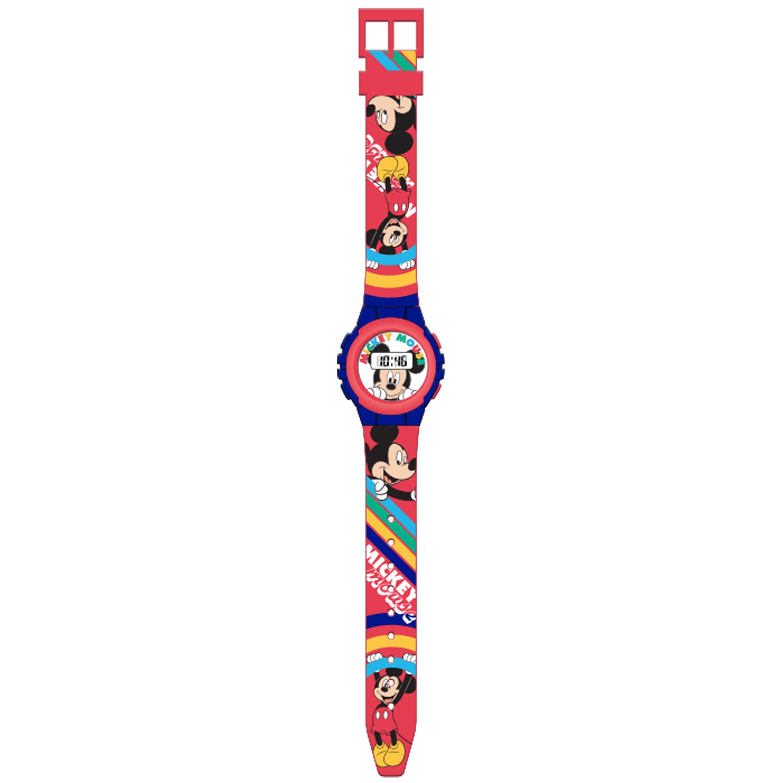 Disney Mickey Mouse digitaal horloge voor jongens