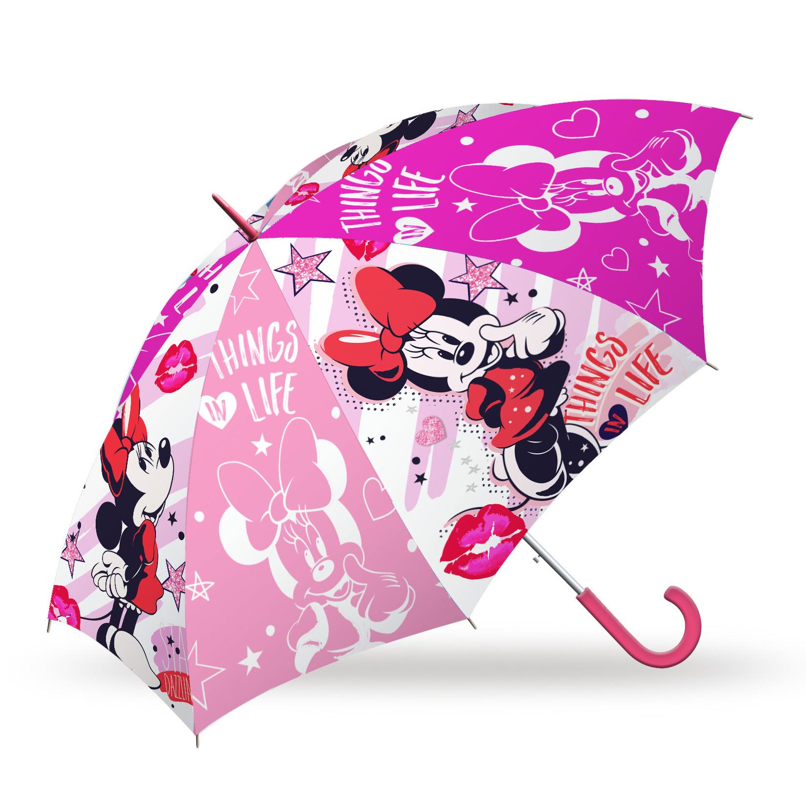 Disney Minnie Mouse paraplu voor meisjes 45 cm