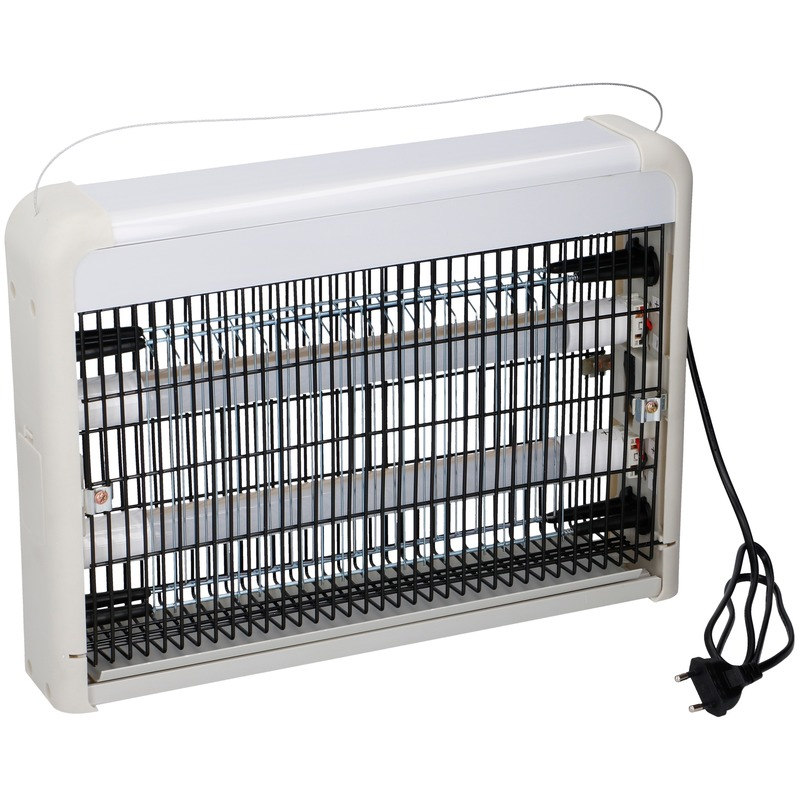 Elektrische muggenlamp 38 cm