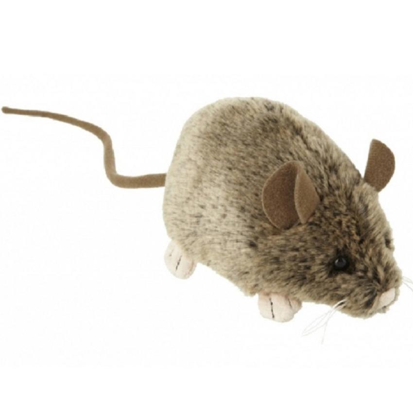 Knuffel muis-muizen van 12 cm