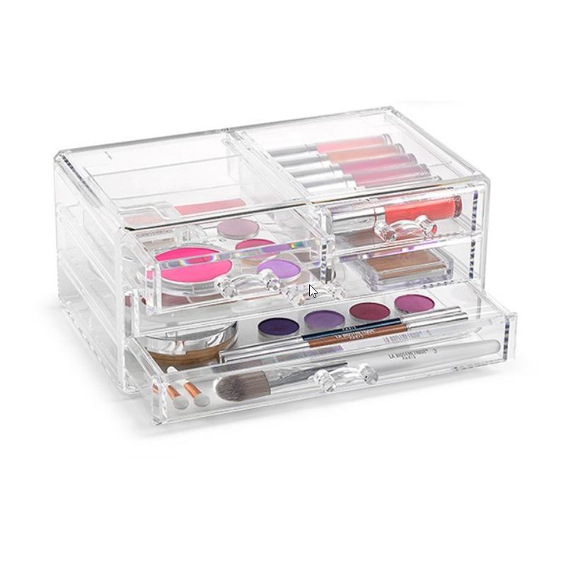 Make-up organizer-houders 5-laden 15,3 x 23,5 x 11 cm