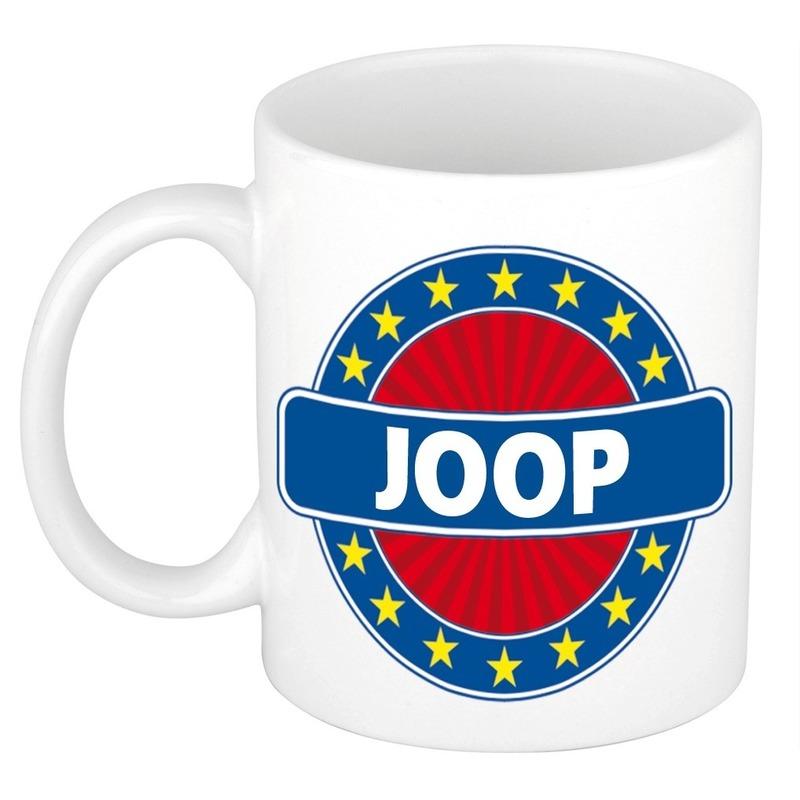 Namen koffiemok-theebeker Joop 300 ml