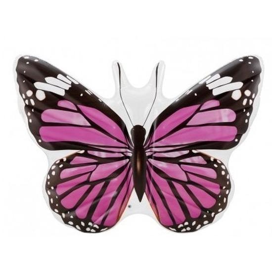 Opblaasbare vlinder 191 cm luchtbed-ride-on speelgoed
