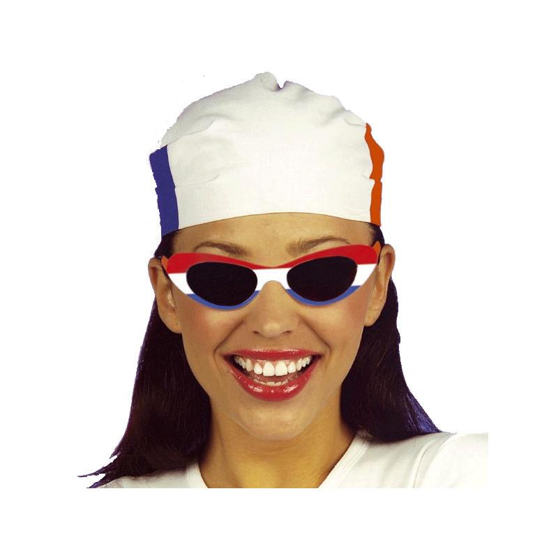 Party brillen Nederland ovaal
