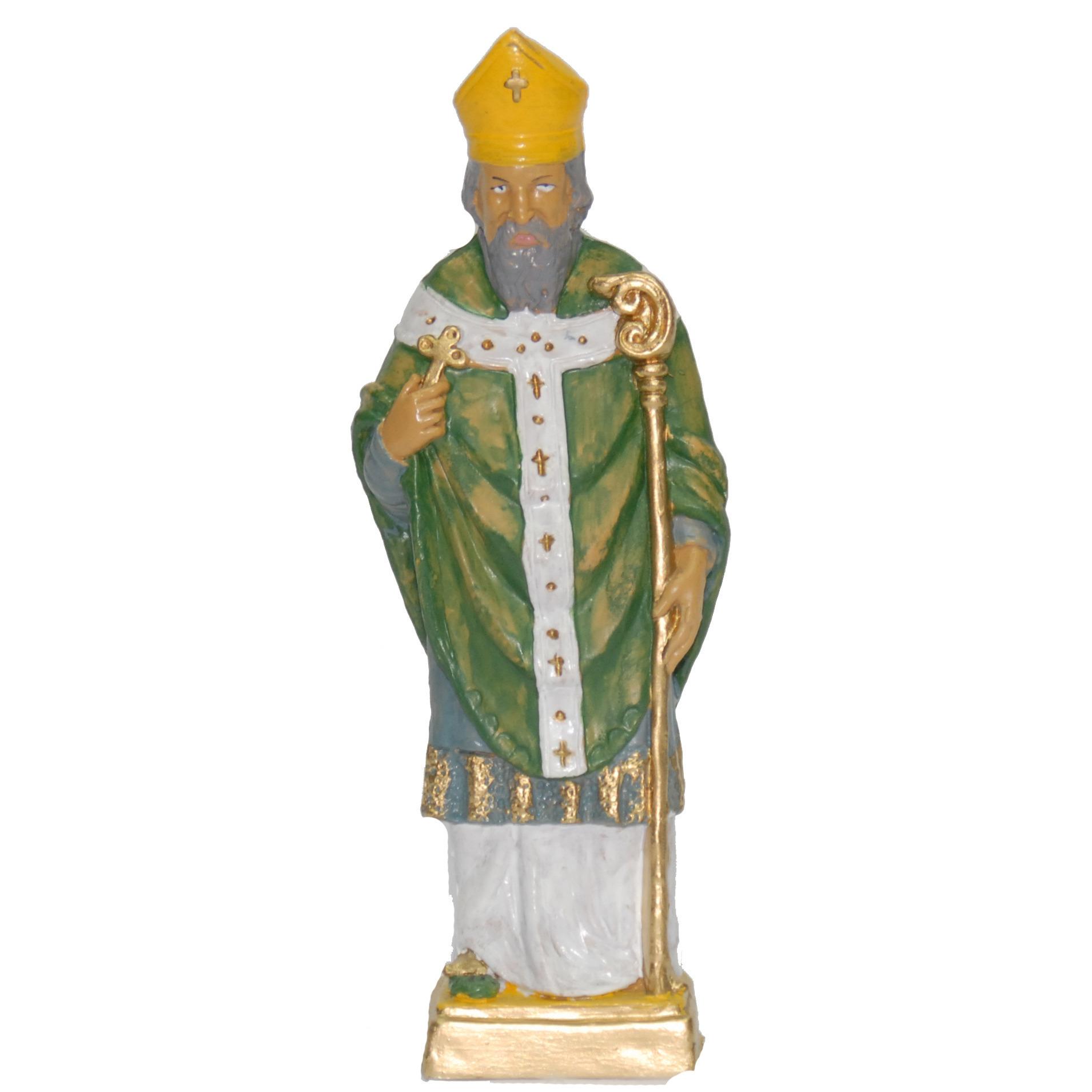 Sint Patrick beeldjes 15 cm