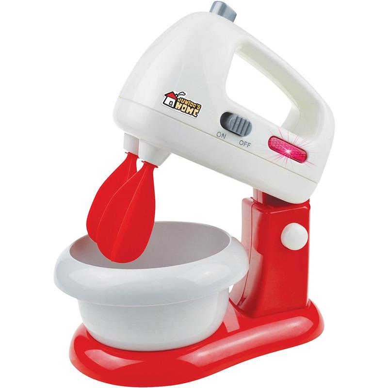Speelgoed mixer keukenapparatuur 17 x 19 cm voor kinderen