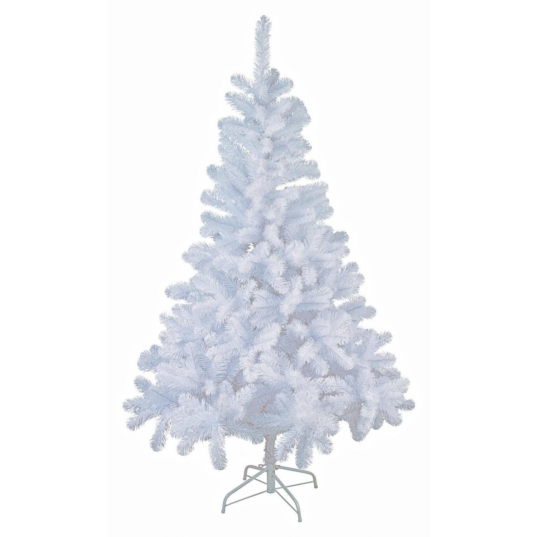 Witte kunst kerstboom-kunstboom 180 cm